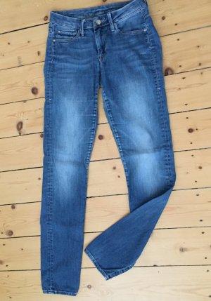 1921 Jeans coupe-droite multicolore