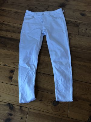 Cartoon Jeans stretch blanc