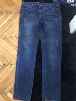 Blue Motion Spijkerbroek donkerblauw