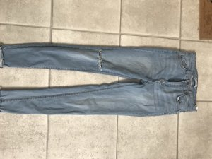 Pull & Bear 3/4-jeans azuur