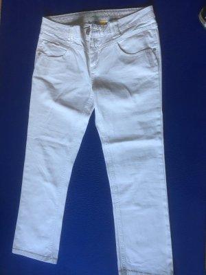 Street One Jeans a 7/8 bianco