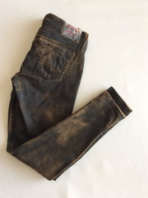 True Religion Jeans stretch multicolore coton