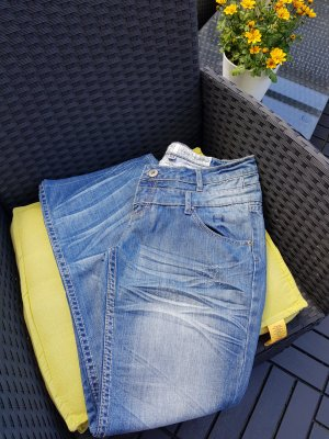Fresh made Jeans flare bleu