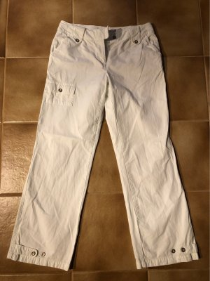 Cecil Cargo Pants white