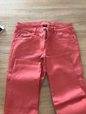 Carrot Jeans brick red