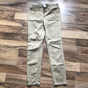 BC Hoge taille jeans beige