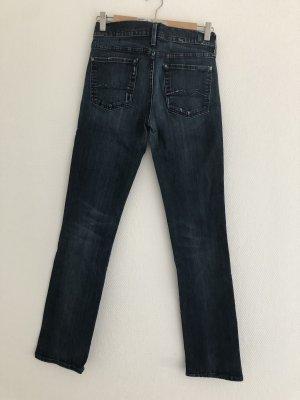 7 For All Mankind Jeans skinny bleu