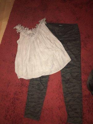 Jeans 40 Tunika L