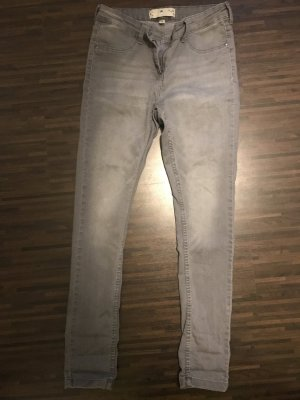 Blue Motion Tube Jeans light grey-grey