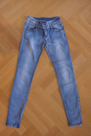 Ann Christine Skinny jeans blauw