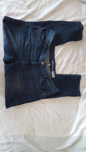 Takko Jeans a gamba dritta blu scuro