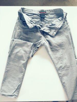 Please Jeans boyfriend grigio chiaro-grigio