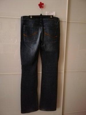Slim jeans blauw-donkerblauw
