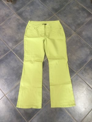 bpc selection Stretch Jeans lime-green