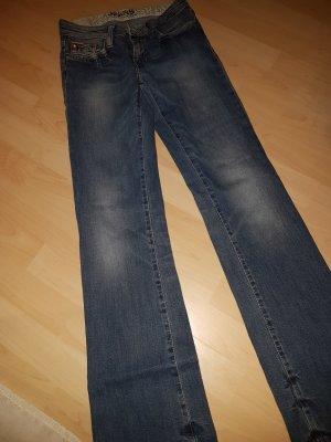 Big Star Straight Leg Jeans blue