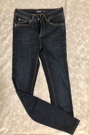 Vero Moda Stretch Jeans dark blue