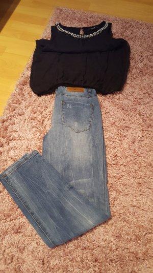 jeans 7/8 jeans von tamaris