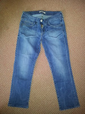 Jeans 7/8 Stiefelhose Esprit Denim blau Gr. 28