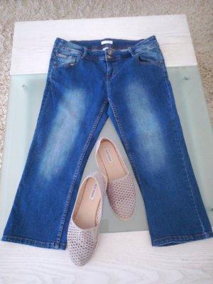Jeans 7/8 von Promod Gr.42