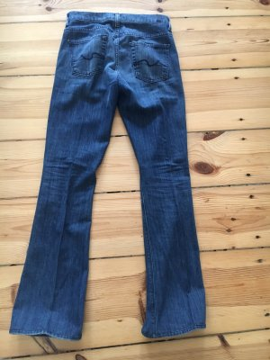 Seven7 Denim Flares blue