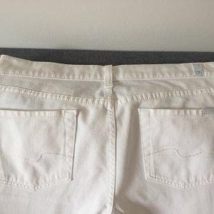 Jeans, 7 for all mankind, Modell roxanne, Größe 28