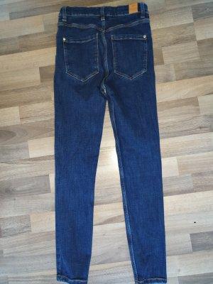 Zara Pantalone blu scuro