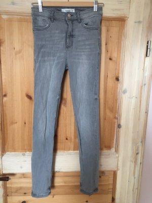 Mango Denim & Tees 7/8 Length Jeans multicolored