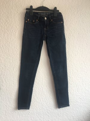 Aeropostale Jeggings blu scuro