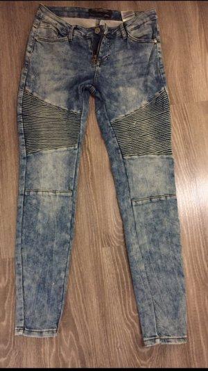 Takko Low Rise jeans blauw
