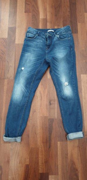 Promod Jeans slim fit azzurro