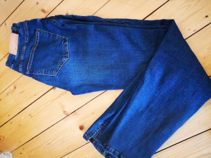 Noisy May Jeans stretch bleu coton
