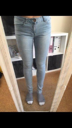 Cotton On Tube jeans lichtblauw