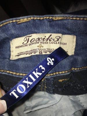 Toxik3 Tube Jeans blue