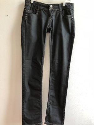 17&co Jeans black-dark blue