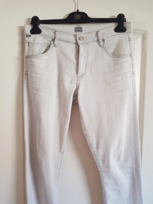 Citizens of Humanity 7/8-jeans lichtgrijs