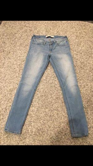 Abercrombie & Fitch Jeans azzurro