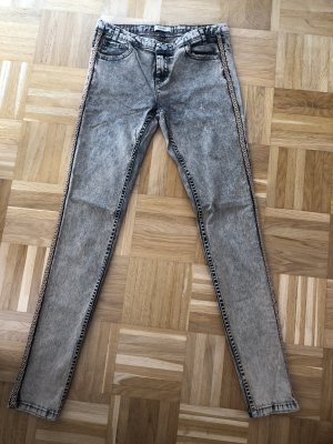 Jeans Acid Wash, Gr. 38, Pull and Bear