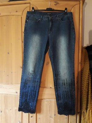 Apart Stretch Jeans black-blue