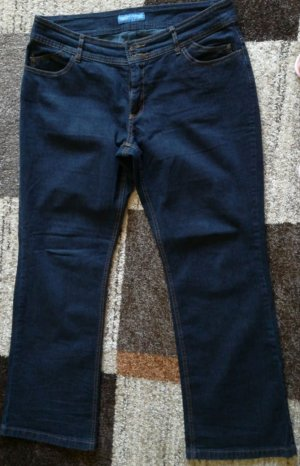 Jeans, Arizona, dunkelblau, Gr. 46