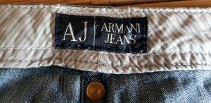Armani Jeans a 3/4 azzurro-blu fiordaliso