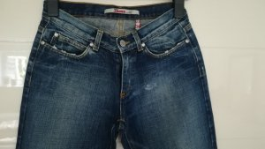 """Jeans Auto Low Straight 27/34"""""""