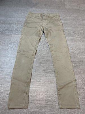 Only Jeans cigarette crème-beige clair