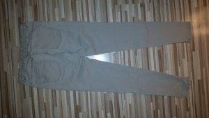 Jeans beige/grau Gr. 36