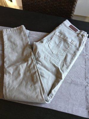 Jeans beige von H&M Gr 38