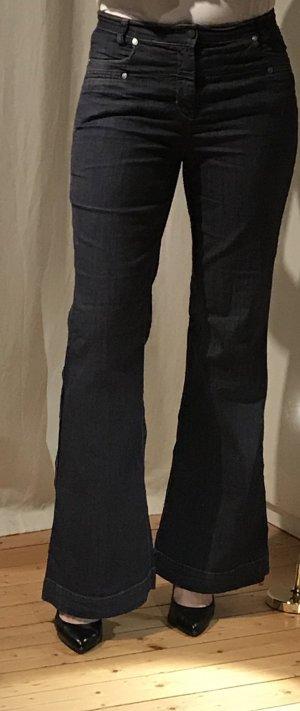 Jeans, Benetton, 38, blau