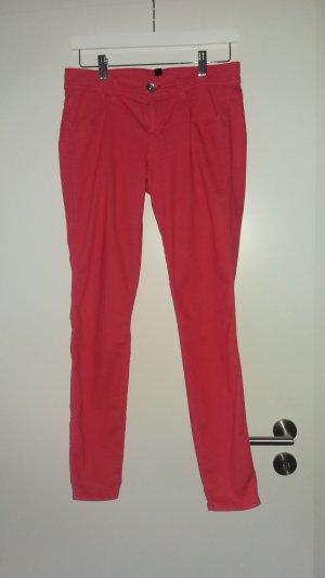 Benetton Jeans Spijkerbroek roze-roze
