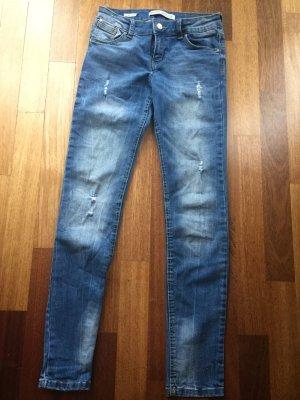 Jeans Bershka blau wie Neu