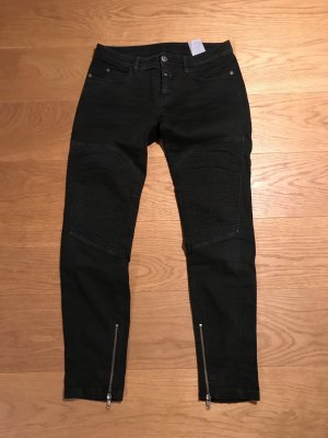 Jeans Biker Closed schwarz 29