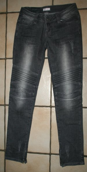 Orsay Chino gris-gris oscuro