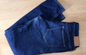 Jeans, blau